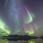 Milky Way by Frank Olsen