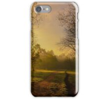 Take Nature with you iPhone Case/Skin