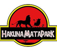 Hakuna Matapark by vectorus