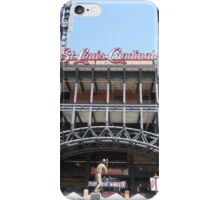 Busch Stadium iPhone Case/Skin