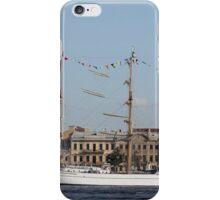 Mexican three-masted barque Cuauhtemoc iPhone Case/Skin