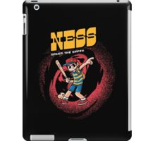 Ness Saves The Earth iPad Case/Skin