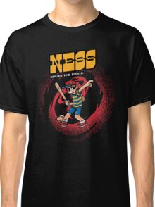 Ness Saves The Earth Classic T-Shirt
