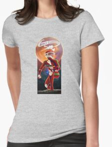 Space Cowboy - First Son of Mars Womens Fitted T-Shirt