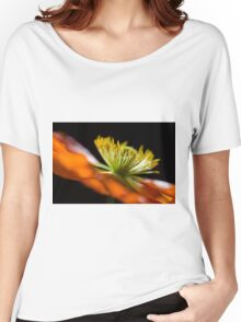 Close up  Women's Relaxed Fit T-Shirt