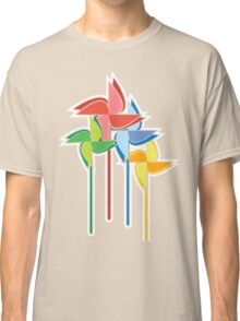 Colors of the wind Classic T-Shirt