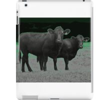 Cley Cows C iPad Case/Skin