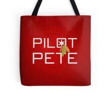 Pilot Pete Tote Bag