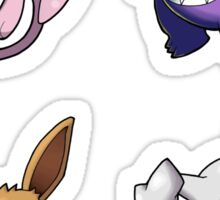 Pokemon - Sticker Sheet Collection Sticker