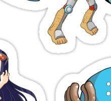 One Piece - Sticker Sheet 2 Collection Sticker