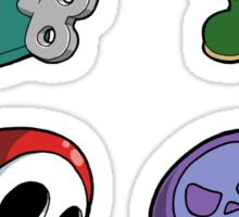 Super Mario Bros. - Enemies Sticker Sheet 2 Collection Sticker