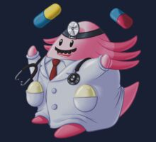 Dr. Chansey! Kids Clothes