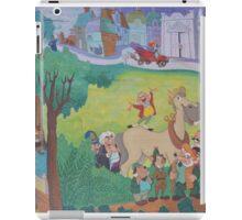 Disney Mr. Toad Legends Of Sleepy Hallow iPad Case/Skin