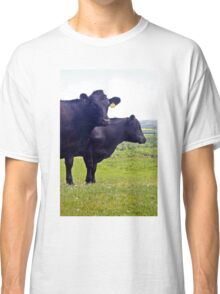 Cley Cows Too A Classic T-Shirt