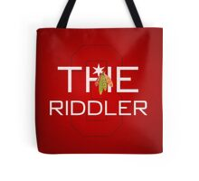 The Riddler Tote Bag