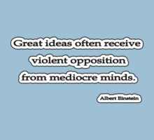 Great ideas, Einstein  by Tammy Soulliere