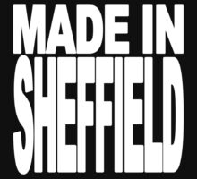 Made in Sheffield by Elouisa Georgiou