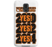 Yes! Yes! Yes! Samsung Galaxy Case/Skin