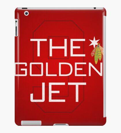 The Golden Jet iPad Case/Skin