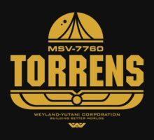 Torrens (yellow) by Olipop