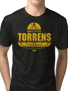 Torrens (yellow) Tri-blend T-Shirt