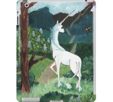 The Road to the Bull iPad Case/Skin