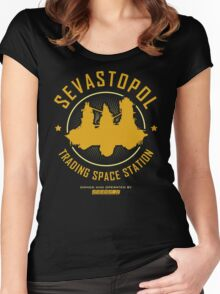 Sevastopol Station Women's Fitted Scoop T-Shirt