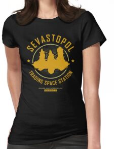 Sevastopol Station Womens Fitted T-Shirt