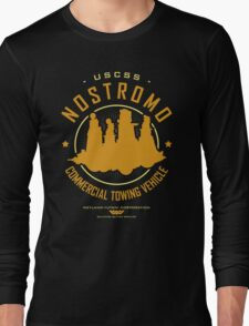 Nostromo Starfreighter Long Sleeve T-Shirt