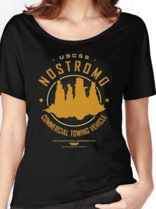 Nostromo Starfreighter Women's Relaxed Fit T-Shirt