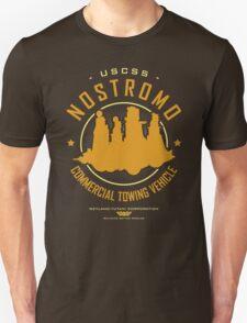 Nostromo Starfreighter Unisex T-Shirt