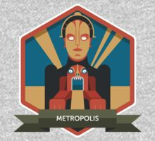 Metropolis Badge Kids Clothes
