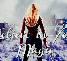 Believe In Your Magic, Emma Swan by yourfriendelle