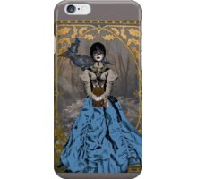 Steam Punk Raven iPhone Case/Skin