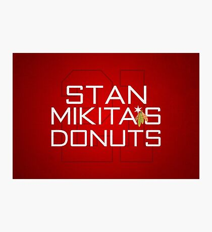 Mikita's Donuts Photographic Print