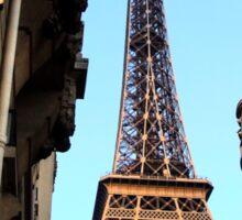 Eiffel Tower Paris France Sticker