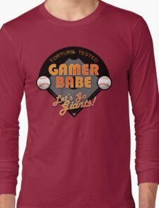 Torture Tested Gamer Babe 2 Long Sleeve T-Shirt