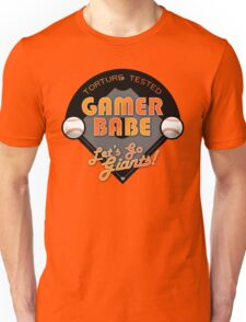 Torture Tested Gamer Babe 2 Unisex T-Shirt