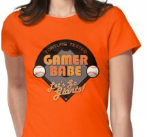 Torture Tested Gamer Babe 2 Womens Fitted T-Shirt