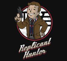 Replicant Hunter by Olipop
