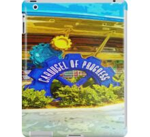 Carousel of Progress iPad Case/Skin