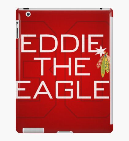 Eddie the Eagle iPad Case/Skin