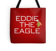 Eddie the Eagle Tote Bag