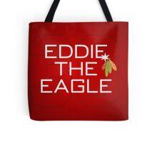 Eddie the Eagle Tote Bag