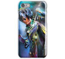 Steve Stevens iPhone Case/Skin