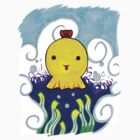 Dumbo Octopus by zerojigoku