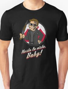 Hasta la Vista Baby T-Shirt