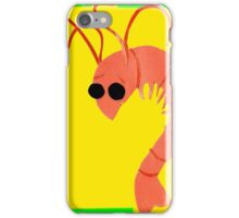 Party Prawn iPhone Case/Skin