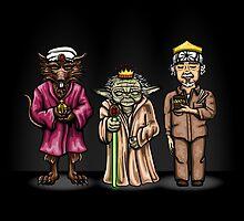 3 Wise Men by kellabell9