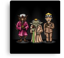 3 Wise Men Canvas Print